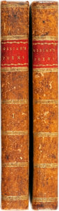 Books:Literature Pre-1900, [Ossian]. James MacPherson, translator. Morison's Edition of the Poems of Ossian, the Son of Fingal. Perth: Prin... (Total: 2 Items)