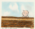 Animation Art:Production Drawing, Peanuts - Charlie Brown Animation Color Key/Concept StoryboardOriginal Art (Bill Melendez, c. 1970s-80s)....