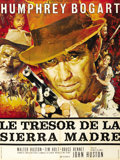 "Movie Posters:Drama, The Treasure of the Sierra Madre (Warner Brothers, R-1952). FrenchGrande (47"" X 63""). ..."
