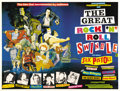 "Movie Posters:Comedy, The Great Rock 'n' Roll Swindle (Virgin Films, 1980). British Quad(30"" X 40""). ..."