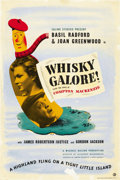 "Movie Posters:Comedy, Whiskey Galore (Ealing, 1949). British Double Crown (20"" X 30"")...."