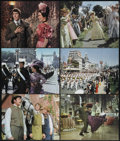"""Movie Posters:Musical, Hello, Dolly! (20th Century Fox, 1969). Lobby Card Set of 12 (11"""" X 14""""). This classic adaptation of the Broadway original s... (Total: 12 Items)"""