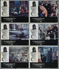"Movie Posters:Action, The Italian Job (Paramount, 1969). Lobby Cards (6) (11"" X 14""). InNoel Coward's final film role he plays the eccentric Mr. ...(Total: 6 Items)"