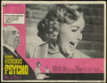 """Movie Posters:Hitchcock, Psycho (Paramount, R-1969). Lobby Cards (4) (11"""" X 14""""). AnthonyPerkins is chilling as creepy momma's boy Norman Bates in t...(Total: 4 Items)"""