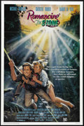 "Movie Posters:Comedy, Romancing the Stone (20th Century Fox, 1984). One Sheet (27"" X 41""). Michael Douglas, Kathleen Turner and Danny DeVito star ..."