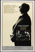 """Movie Posters:Hitchcock, Rope (Warner Brothers, R-1983). One Sheet (27"""" X 41""""). """"We killed for the sake of danger and for the sake of killing."""" Alfre..."""