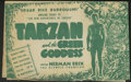 Movie Posters:Adventure, Tarzan and the Green Goddess (Burroughs-Tarzan-Enterprise, 1938). Pressbook (Multiple Pages). Olympic shot put Silver Medali...