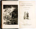 Books:Literature Pre-1900, Charles Dickens. Two Volume Set of the Works of Charles Dickens,including The Life and Adventures of Martin Chuzzlewit,...(Total: 2 Items)