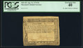 Colonial Notes:Maryland, Maryland August 14, 1776 $6 PCGS Extremely Fine 40.. ...