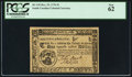 Colonial Notes:South Carolina, South Carolina December 23, 1776 $1 PCGS New 62.. ...