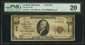 National Bank Notes:Montana, Conrad, MT - $10 1929 Ty. 1 The First NB Ch. # 9759. ...