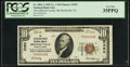National Bank Notes:Pennsylvania, Brookville, PA - $10 1929 Ty. 1 The Jefferson County NB Ch. # 2392....