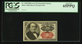 Fractional Currency:Fifth Issue, Fr. 1309 25¢ Fifth Issue PCGS Gem New 65PPQ.. ...