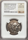Ancients:Greek, Ancients: SELEUCID KINGDOM. Seleucus I Nicator (312-281 BC). ARtetradrachm (16.91 gm)....