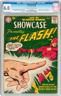 Silver Age (1956-1969):Superhero, Showcase #8 The Flash (DC, 1957) CGC FN 6.0 Cream to off-white pages....