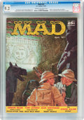 Magazines:Mad, MAD #32 (EC, 1957) CGC NM- 9.2 Cream to off-white pages....