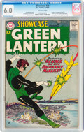 Silver Age (1956-1969):Superhero, Showcase #22 Green Lantern (DC, 1959) CGC FN 6.0 Off-whitepages....