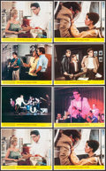 "Movie Posters:Rock and Roll, The Buddy Holly Story (Columbia, 1978). Mini Lobby Cards (8) (8"" X10""). Rock and Roll.. ... (Total: 8 Items)"