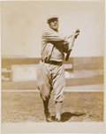 Baseball Collectibles:Photos, 1910's Jim Thorpe Original Photograph, PSA/DNA Type 1....