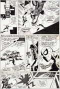 Original Comic Art:Panel Pages, John Byrne and Terry Austin Amazing Spider-Man Annual 13Page 7 Original Art (Marvel, 1979)....