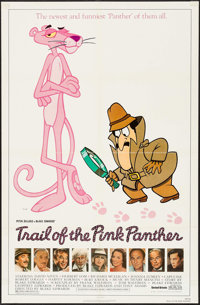 """Trail of the Pink Panther (United Artists, 1982). One Sheet (27"""" X 41""""). Comedy"""