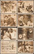 "Movie Posters:Black Films, Regeneration (Norman, 1923). Lobby Card Set of 8 (11"" X 14""). BlackFilms.. ... (Total: 8 Items)"