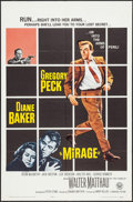 """Movie Posters:Mystery, Mirage & Other Lot (Universal, 1965). One Sheets (2) (27"""" X41""""). Mystery.. ... (Total: 2 Items)"""