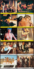 """Movie Posters:Exploitation, The Doll Squad & Others Lot (Geneni, 1973). Mini Lobby Cards(12) & Photos (18) (approx. 8"""" X 10""""). Exploitation.. ...(Total: 30 Items)"""