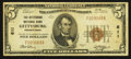 National Bank Notes:Pennsylvania, Gettysburg, PA - $5 1929 Ty. 1 The Gettysburg NB Ch. # 611. ...