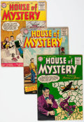 Golden Age (1938-1955):Horror, House of Mystery Group of 12 (DC, 1955-57) Condition: AverageGD.... (Total: 12 Comic Books)
