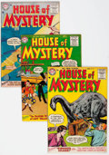 Golden Age (1938-1955):Horror, House of Mystery Group of 8 (DC, 1955-56) Condition: AverageFN+.... (Total: 8 Comic Books)