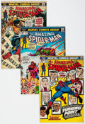 Bronze Age (1970-1979):Superhero, The Amazing Spider-Man Group of 18 (Marvel, 1973-74) Condition:Average FN-.... (Total: 18 Comic Books)