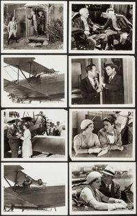 """The Sky Spider (Action, 1931). Photos (20) (8"""" X 10""""). Action. ... (Total: 20 Items)"""