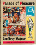 Memorabilia:Comic-Related, Parade of Pleasure by Geoffrey Wagner Hardcover Edition (Derek Verschoyle Limited, 1954)....