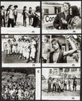 "Movie Posters:Action, The Warriors (Paramount, 1979). Photos (11) (approx. 8"" X 10"").Action.. ... (Total: 11 Items)"