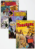 Golden Age (1938-1955):Adventure, Tomahawk Group of 4 (DC, 1950-72).... (Total: 4 Comic Books)