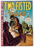 Golden Age (1938-1955):War, Two-Fisted Tales #19 (EC, 1951) Condition: FN....