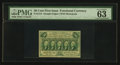 Fractional Currency:First Issue, Fr. 1312 50¢ First Issue PMG Choice Uncirculated 63 EPQ.. ...