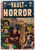 Golden Age (1938-1955):Horror, Vault of Horror #30 (EC, 1953) Condition: GD+....