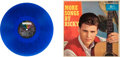 Music Memorabilia:Recordings, Ricky Nelson More Songs By Ricky Blue Vinyl Stereo LP (Imperial 12059, 1960). ...