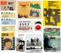 Music Memorabilia:Memorabilia, Beatles - Group of International Help! Items (1965)....