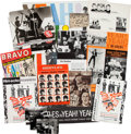 Music Memorabilia:Memorabilia, Beatles - Group of Material from the German Release of A HardDay's Night (Yeah! Yeah! Yeah!) (Germany...