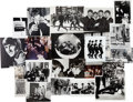 Music Memorabilia:Memorabilia, Beatles - Group of Twenty-Six Early Vintage Press Photographs(1963-64)....