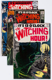 The Witching Hour Group of 6 (DC, 1969-72).... (Total: 6 Comic Books)