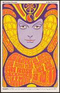 """Movie Posters:Rock and Roll, The Grateful Dead at Fillmore Auditorium (Bill Graham, 1966).Concert Poster (14"""" X 22""""). Rock and Roll.. ..."""