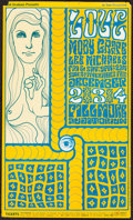 "Movie Posters:Rock and Roll, Love at Fillmore Auditorium (Bill Graham, 1966). Concert Poster(14"" X 23.5"") Style A. Rock and Roll.. ..."