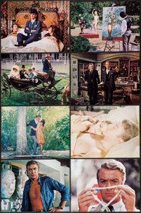 Deadfall & Others Lot (20th Century Fox, 1968). Deluxe Lobby Cards (41) & Deluxe Lobby Card Sets (4 Sets) (8&quo...