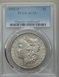 Morgan Dollars, 1895-O $1 AU53+ PCGS....