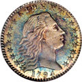 Early Half Dimes, 1794 H10C MS64 NGC....