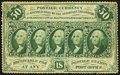Fractional Currency:First Issue, Fr. 1311 50¢ First Issue Fine.. ...